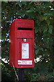 TA1120 : Postbox on Church Side, South End, Goxhill by Ian S