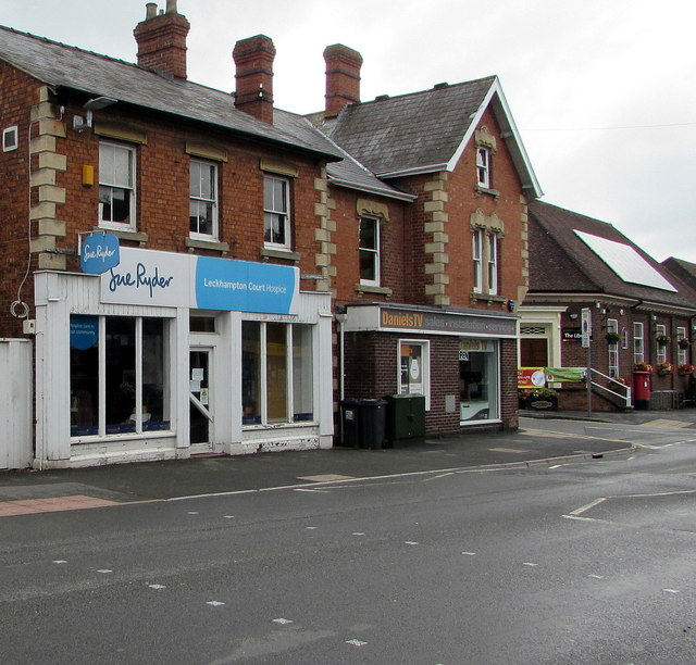 Sue Ryder charity shop not yet reopen, High Street, Stonehouse