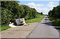 TA1316 : Flytipping on West Middle Marsh Road by Ian S