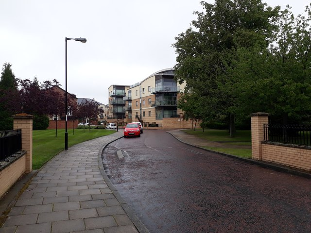 Grove Park Crescent, Gosforth, Newcastle upon Tyne