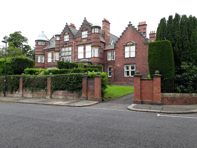 Adderstone House, Adderstone Crescent, Jesmond, Newcastle upon Tyne