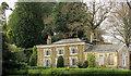 SX8156 : Tuckenhay House by Derek Harper