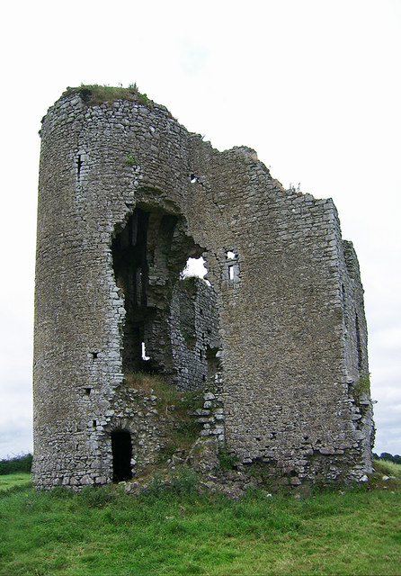 Castles of Munster: Tullow, Tipperary (2)