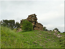 SE2525 : Ruins of Howley Hall (1) by Stephen Craven