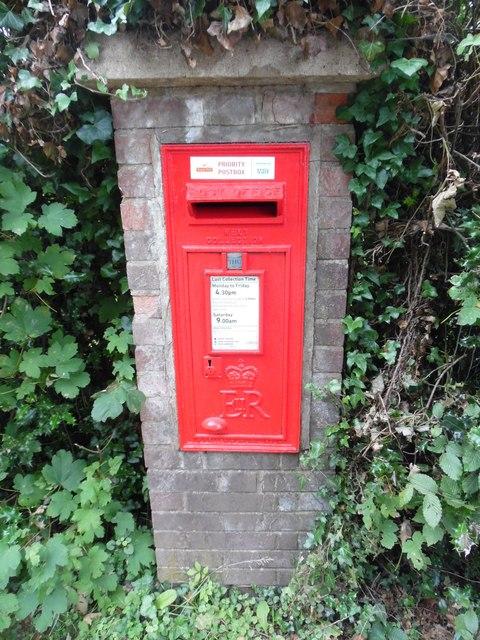 Postbox in Nairdwood Lane, Prestwood