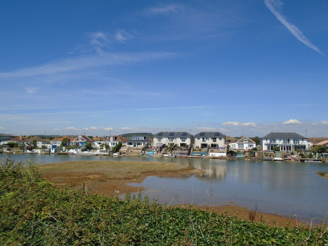 Widewater Lagoon, July 2020