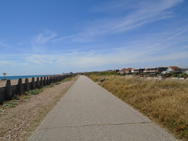 Path by Widewater Lagoon