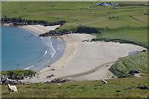 HP6514 : Norwick beach from Braehead by Mike Pennington