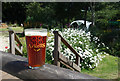 SU2483 : First lunchtime pint for quite a while by Des Blenkinsopp