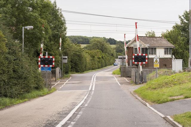 Grove Road Level Crossing