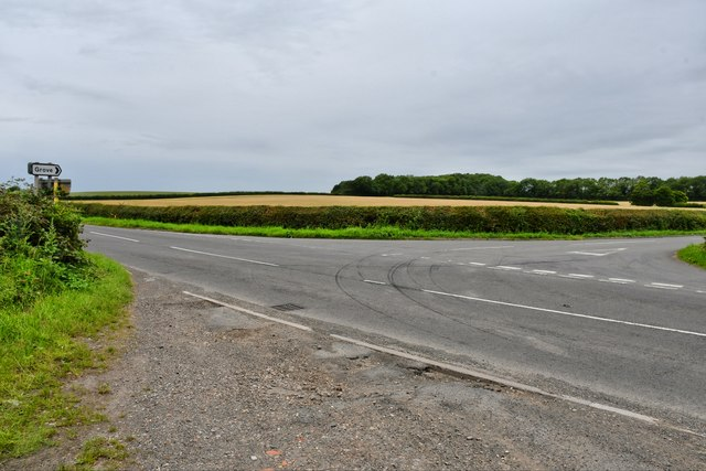 Grove Road junction