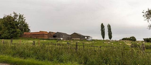 Grove Grange Farm, Grove