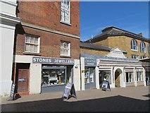 SU6351 : Stones Jewellers - Wote Street by Sandy B