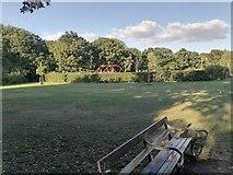 TQ2688 : Lyttleton Playing Fields, Hampstead Garden Suburb by David Howard