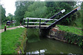 SP4910 : Perrys Lift Bridge, Oxford Canal by Stephen McKay