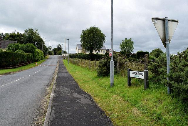Laragh Road, Beragh
