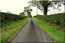 H5366 : Up the hill, Beragh by Kenneth  Allen