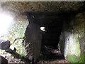 SX6672 : Pixies Cave Dartmeet Dartmoor - Passage by Sloop John B