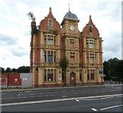 SJ7996 : Trafford Park Hotel by Gerald England