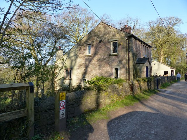 Bottomlock House, Marple