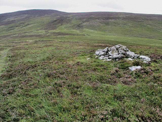Hill and Cairn