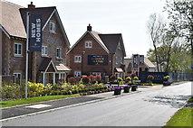 TQ5937 : Regency Grange by N Chadwick
