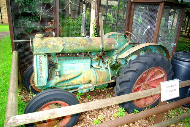 Fordson tractor from 1947