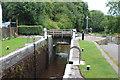 SO0727 : Chamber of Cefn Brynich Lock by M J Roscoe