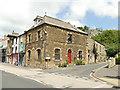 SD8163 : Former Jordans Solicitors building, Chapel Street, Settle by Stephen Craven
