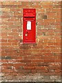 SK6951 : Halloughton postbox, ref:NG25 95 by Alan Murray-Rust