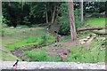 SO0725 : Stream at Llanbrynean by M J Roscoe