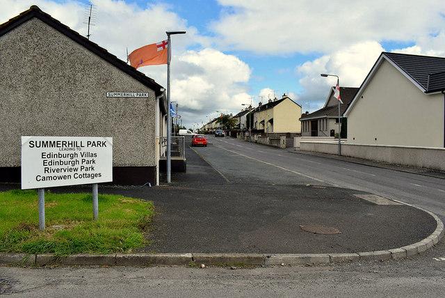 Summerhill Park, Omagh