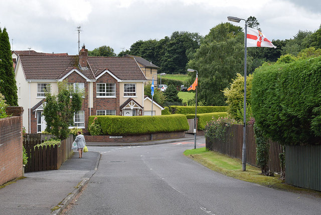 Winters Grove, Omagh
