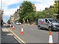 NT2471 : Morningside Road, Edinburgh by M J Richardson