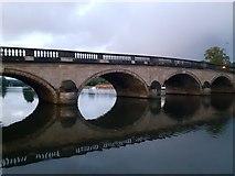 SU7682 : Bridge in Henley-on-Thames by Matthew Chadwick