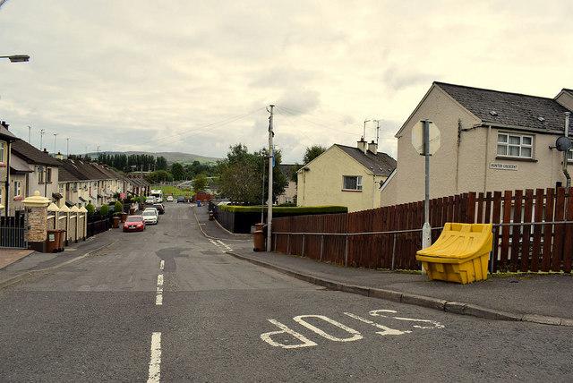 Hunter Crescent, Gortmore, Omagh