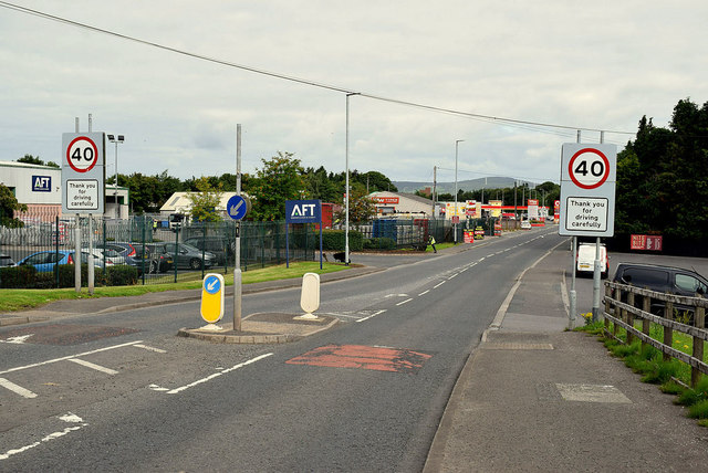 Derry Road, Gortmore, Omagh