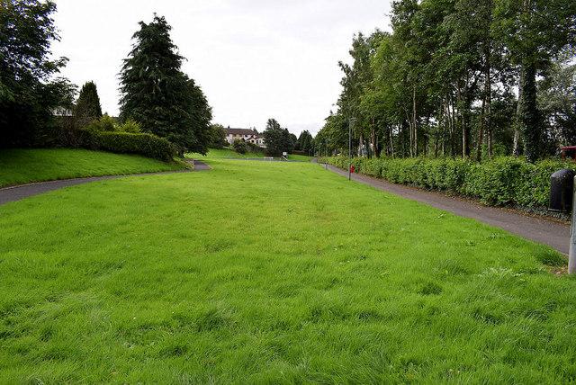 Open ground, Gortmore