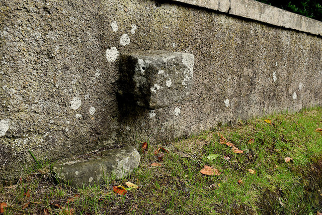 Steps in wall, Tattraconnaghty