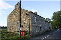 SD6872 : Clarrick House Farm buildings, Bentham Road by Roger Templeman