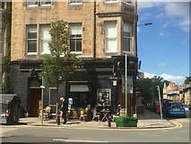 NT2572 : Argyle Bar, Marchmont by Richard Webb