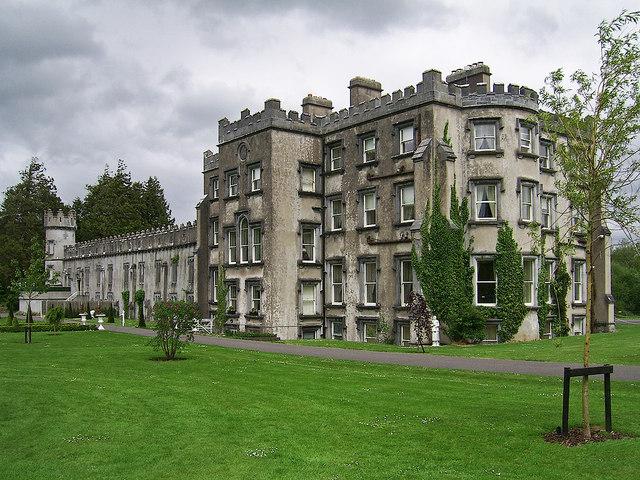 Ballyseede Castle, Kerry