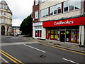 SO2800 : Recently reopened Ladbrokes in Pontypool town centre by Jaggery