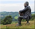 SE2811 : Yorkshire Sculpture Park by Dave Pickersgill