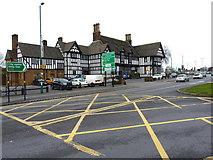 SP0179 : The Black Horse public house, Northfield by Richard Law