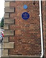 SP2865 : Two commemorative plaques, Landor House, Smith Street, Warwick by Robin Stott