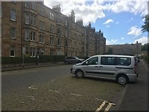 NT2572 : Spottiswode Road, Marchmont by Richard Webb