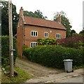 SK6853 : Hall Farmhouse, Westhorpe, Southwell by Alan Murray-Rust