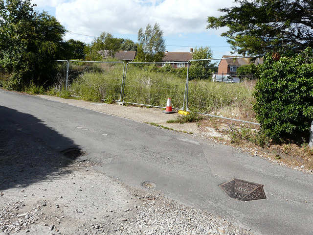 Site of former oil depot, Union Road