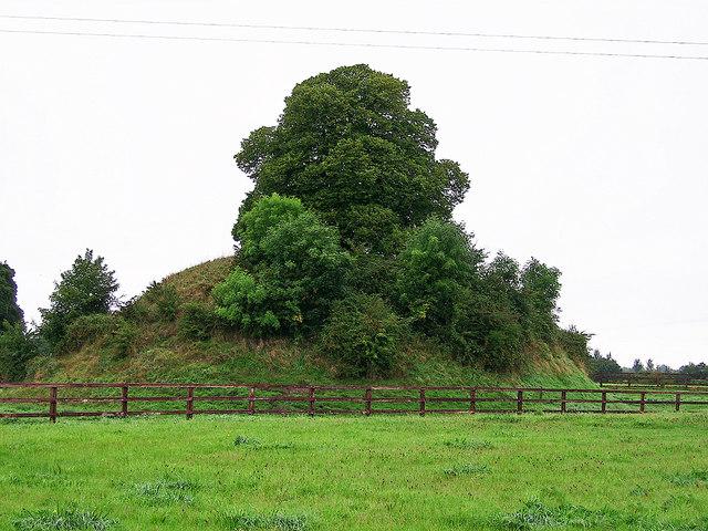 Clonard Motte, Meath